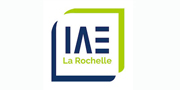Logo IAE La Rochelle