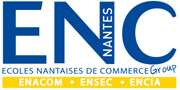 Logo ENC Nantes