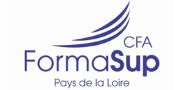 Logo CFA Formasup Pays de la Loire