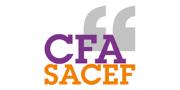 Logo CFA SACEF