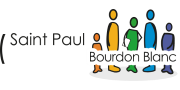 Logo CFA Saint Paul Bourdon Blanc