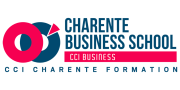Logo Charente Business School