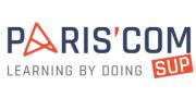 Logo Paris'Com Sup