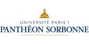 Logo Université Paris 1 - Panthéon Sorbonne