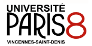 Logo Univ. Paris 8