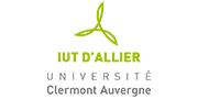 Logo IUT d'Allier