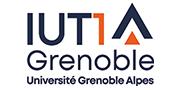 Logo IUT1 Grenoble Alpes
