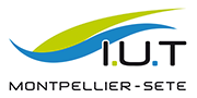 Logo IUT Montpellier