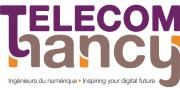 Logo Télécom Nancy