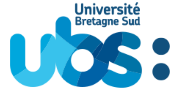 Logo Univ. Bretagne-Sud (UBS)