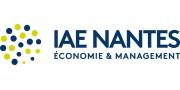 Logo IAE Nantes - Économie et Management