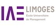 Logo IAE de Limoges