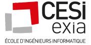 Logo exia.CESI
