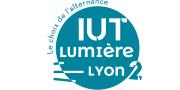 Logo IUT Lumière