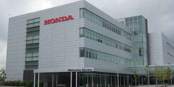 Honda MOTOR EUROPE Ltd - Succursale France Stage Alternance