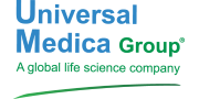 Logo Universal Medica Group