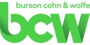 Logo BCW (Burson Cohn & Wolfe)