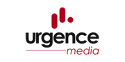 Logo URGENCE MEDIA