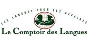 Logo Comptoir des Langues
